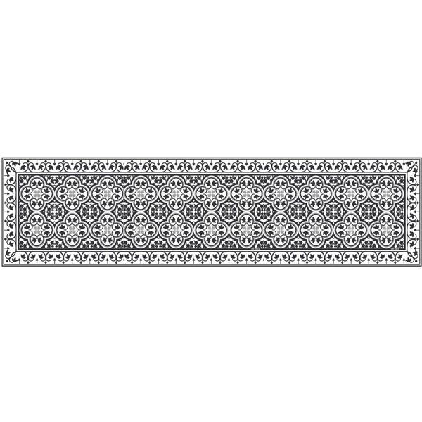 Beija Flor キッチンマット ビニールラグマット F2 60x240 新築 DIY リノベーション 模様替え  0002-rg-f2-rl