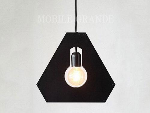 【送料無料】ペンダントライト FRAME LIGHT タイプP(電球別)