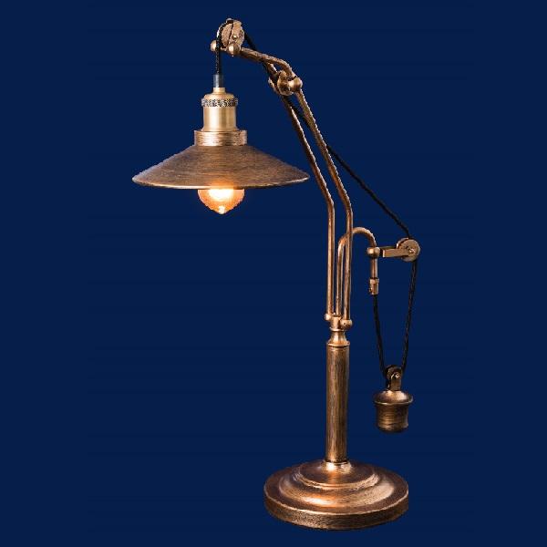 テーブルランプ Table Lamp LED球  0202-li-ind-001-1t-l
