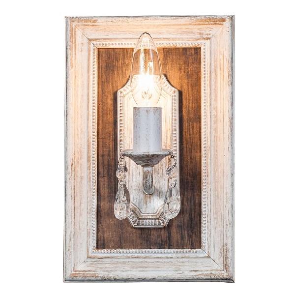 【1000円OFFクーポン配布中】【送料無料】ウォールフレームランプ Wall Frame Lamp LED電球  0202-li-ob-079-1w-l