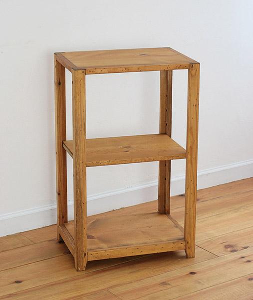 国産オリジナルオーダー家具 Rustic オープンシェルフ Photo Shelf N45 S Photo Shelf 0220-bs-RT-116-45S