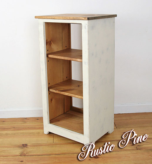 【店内全品ポイント10倍】国産オリジナルオーダー家具 Rustic RT-403-A Slim Cabinet A (背板有) キャビネット0220-sb-RT-403-A