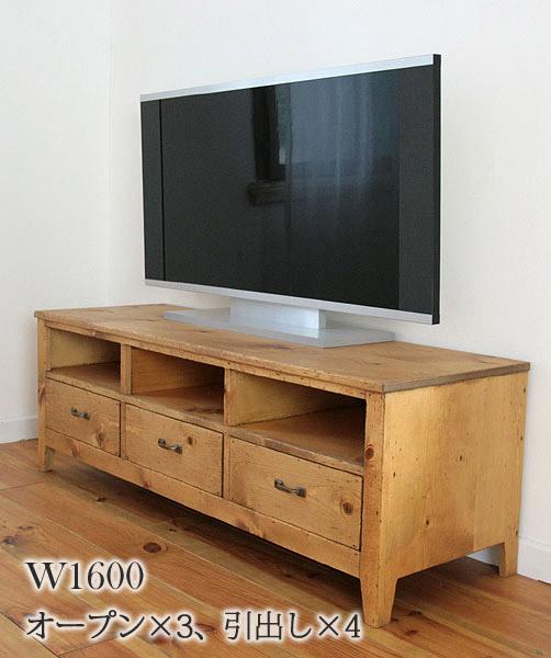 【店内全品ポイント10倍】国産オリジナルオーダー家具 Rustic Rusticシリーズ テレビボードtypeC0220-tv-RT-505-180