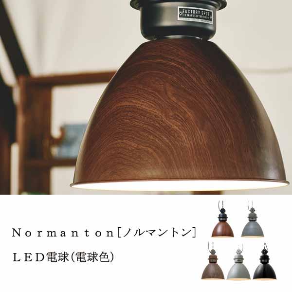 【送料無料】Normanton [ノルマントン] LED電球(一般球形LED電球(電球色))付 【インターフォルム:interform】 0252-li-lt-1863