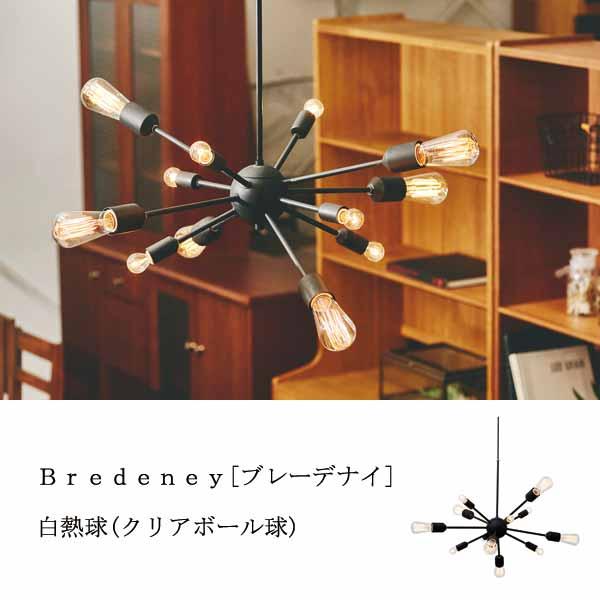 Bredeney [ブレーデナイ] 白熱球(クリアボール球)付  0252-li-lt-3088