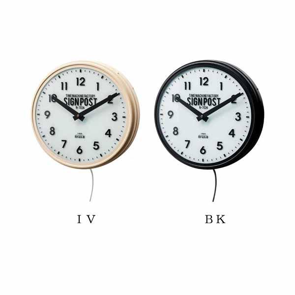 Sevenoaks セヴノークス 壁掛け時計  0252-zk-cl-2139