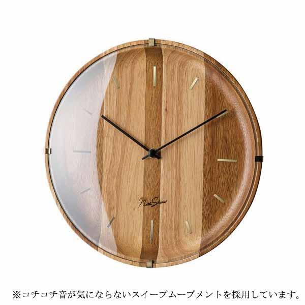 【1000円OFFクーポン配布中】【送料無料】Vague [ヴァーグ] 壁掛け時計  0252-zk-cl-2936