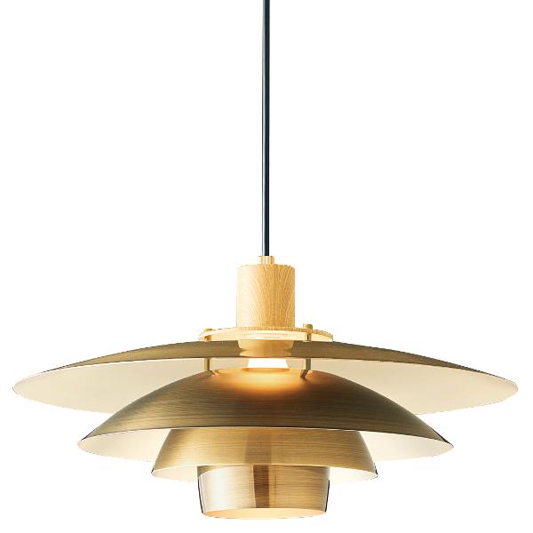 【店内全品ポイント10倍】【送料無料】ペンダントライト Mikkele[ミッケリ] E26/60W相当 一般形LED電球(電球色)付 --- Interform252l-lt-3797