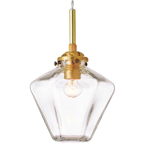 【店内全品ポイント10倍】【送料無料】1灯式ペンダントライト Philia[フィリア] 電球なし クリア --- Interform252l-lt-3807cl