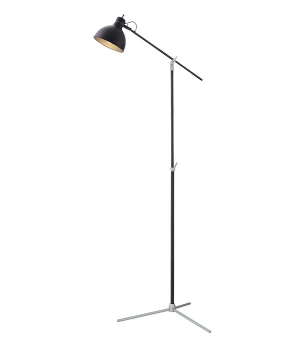 1灯フロアライト ブラック 白熱球対応 SOHO-FLOOR LAMP ソーホーフロアーランプ  0400-li-aw-0294-bk