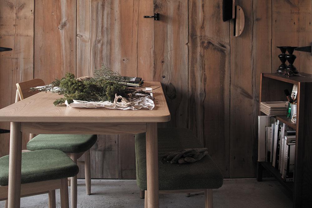 【店内全品ポイント10倍】ソーサー ダイニングテーブル キッチン 北欧0401-dt-SVEDT004L