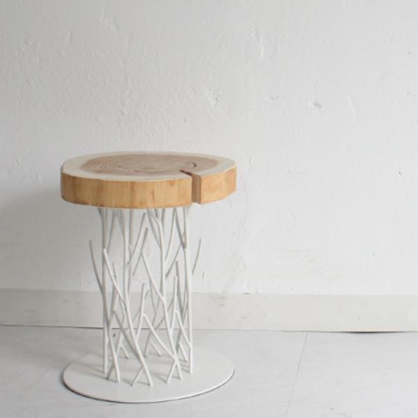 スツール インテリア イス Frasca stool フラスカスツール   0510-ch-el7001wh