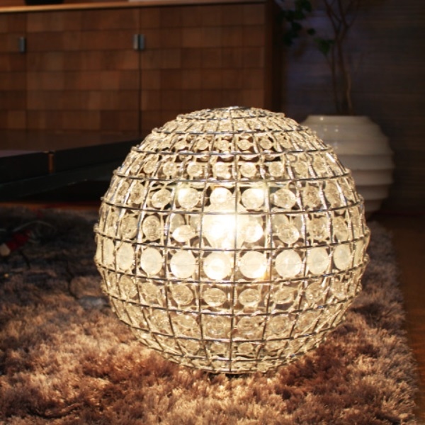 フロアスタンド 照明 照明器具 Bigiu floor lamp ビジュ フロアランプ   0510-li-lf4250cl
