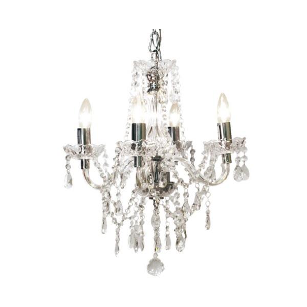 シャンデリア 照明 照明器具 Maestro-clear chandelier マエストロ クリアー シャンデリア ディクラッセ  0510-li-lp2575cl