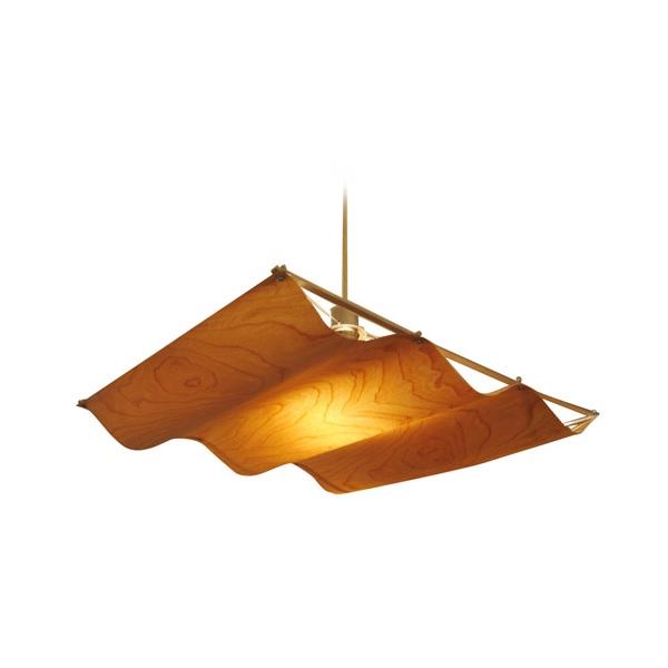 ペンダントライト 照明 照明器具 Onda-wood pendant lamp オンダ ウッド ペンダントランプ ディクラッセ  0510-li-lp2758wo
