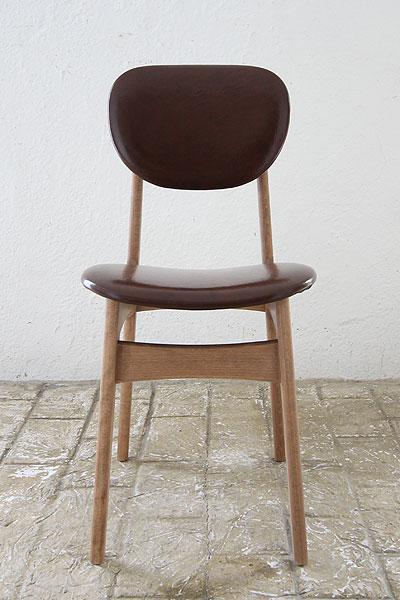 チェア Pin Chair びょう打ちブラウン 0666-ch-Pin-BR