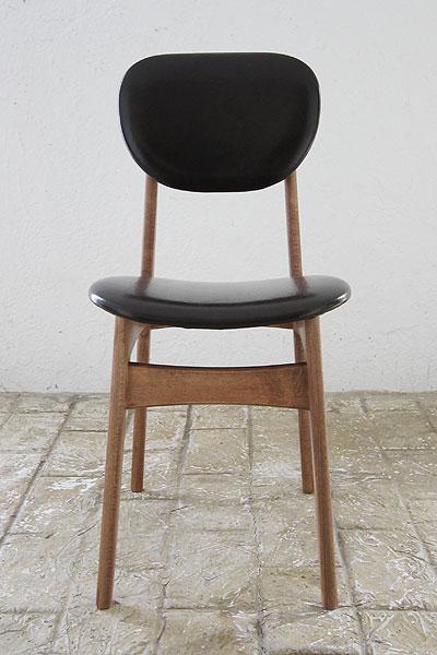チェア Pin Chair びょう打ちダークブラウン 0666-ch-Pin-DB