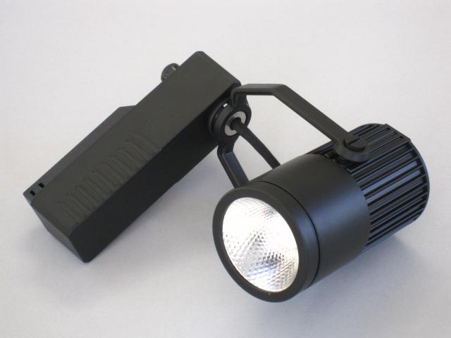 【即納】 ☆LEDレールライト スポット☆ USL-5151NB-30 UNITY/ユニティ LED ダクトレールスポットライト 調光対応タイプ JR12V50W相当 色温度3000K 狭角 本体黒