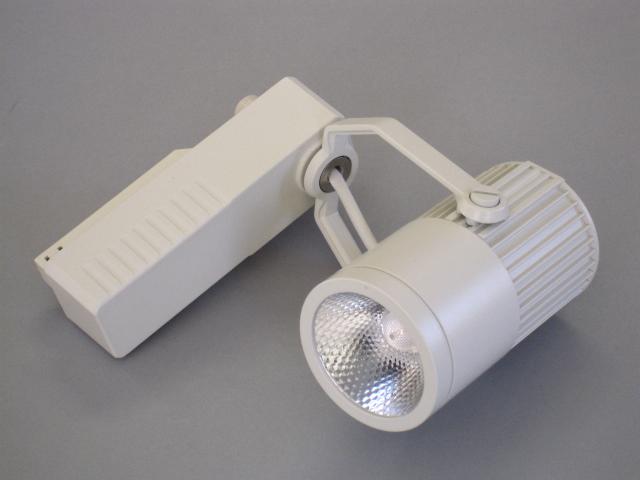 【即納】 ☆LEDレールライト スポット☆ USL-5151WW-30 UNITY/ユニティ LED ダクトレールスポットライト 調光対応タイプ JR12V50W相当 色温度3000K 広角 本体白