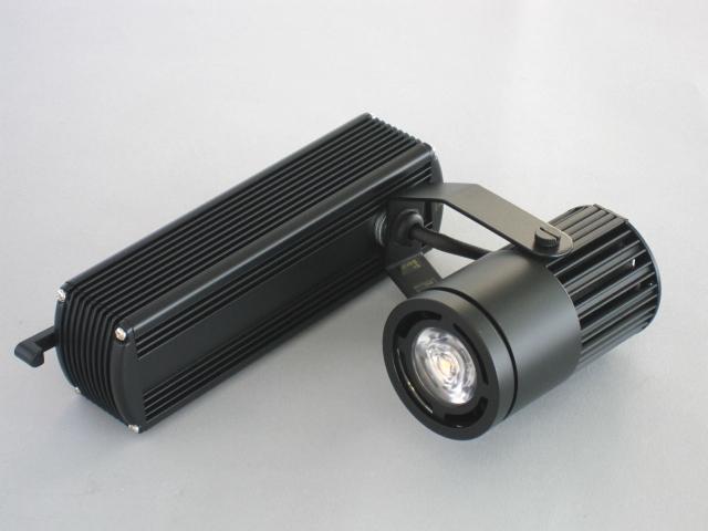 【即納】 ☆LEDレールライト スポット☆ USL-5262MB-40 UNITY/ユニティ LED ダクトレールスポットライト 調光対応タイプ 高照度型 CDM-R35W相当 色温度4000K 中角 本体黒