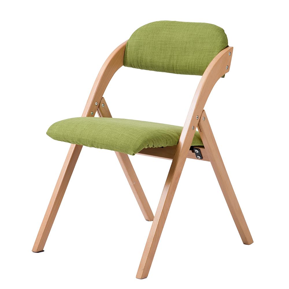 折りたたみチェアー 木製 折りたたみ椅子 折り畳みチェアー 折り畳みイス 折りたたみイスチェアー 時間指定不可 ダイニングチェアー 完成品 折りたたみチェア おしゃれ チェア 椅子 グリーン まとめ買い特価 カバー洗える リビング イス 北欧 介護用品 人気 ダイニングチェア