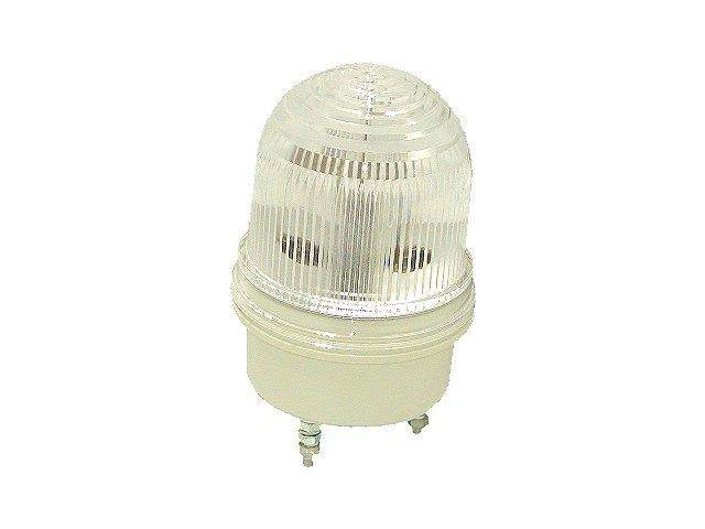 サンビーマー BL-100-C-F-M4 点滅発光 透明レンズ 防滴構造キセノンフラッシュランプ 点滅灯 送料無料