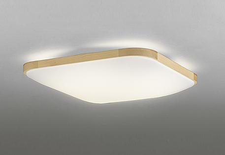 ODELIC オーデリック リモコン付LED和風シーリングライト~8畳調光調色タイプ OL291019
