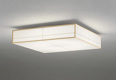 ODELIC オーデリック (OX) リモコン付LED和風シーリングライト~10畳調光調色タイプ OL291023
