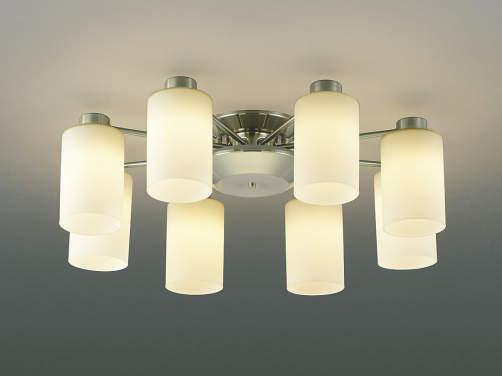 KOIZUMI♪コイズミ照明 調光リモコン付LED洋風シャンデリア~12畳 AA40055L