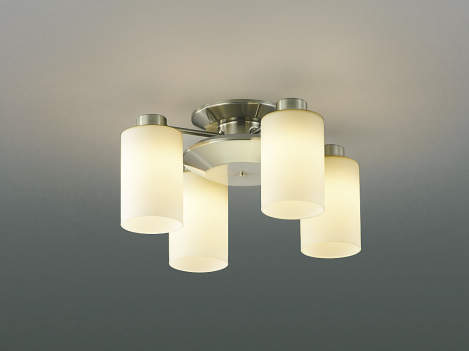 KOIZUMI(NS)コイズミ照明 調光リモコン付LED洋風シャンデリア~4.5畳 AA40057L