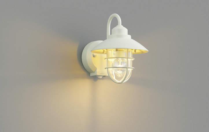 KOIZUMI♪コイズミ照明 人感センサ付LED防雨型ポーチ灯 AU38411L