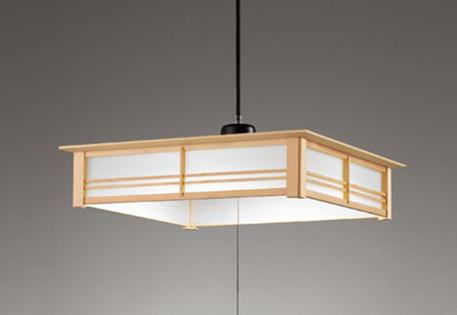 オーデリック LED和風ペンダント~12畳昼白色 OX9703