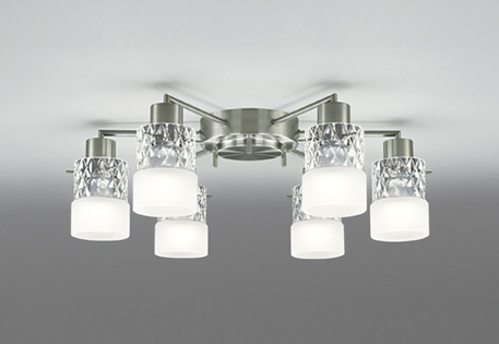 ODELICオーデリック(OX)LEDシャンデリア ~10畳リモコン別売OC005013BC
