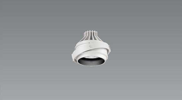 ENDO 遠藤照明 ムービンブジャイロシステム灯体ユニット(ハウジング・電源別売) ERS6044W