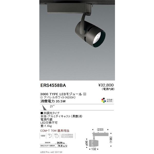 ENDO 遠藤照明 LEDスポットライト ERS4558BA