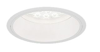 ENDO 遠藤照明 LEDベースダウンライト(電源ユニット別売) ERD7154W