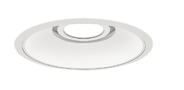 ENDO 遠藤照明 LEDベースライトダウンライト(電源別売) ERD7719W