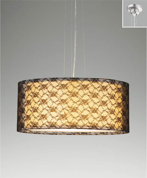 ENDO 遠藤照明 LEDペンダント(ランプ別売) ERP7205BB