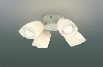 KOIZUMIコイズミ照明シーリングファン灯具~6畳AA43193L