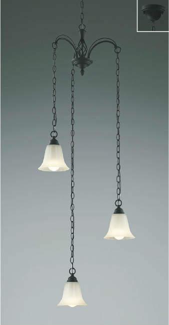 コイズミ照明LED吹抜け洋風シャンデリア~4.5畳AA39694L
