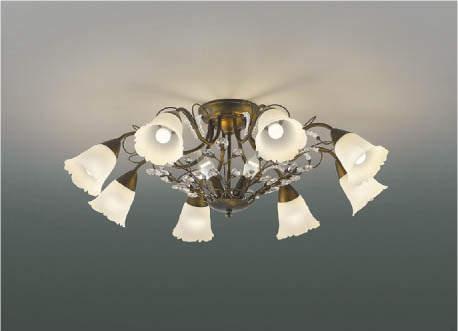 KOIZUMIコイズミ照明LEDシャンデリア~6畳電球色AA40900L