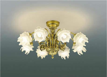 KOIZUMIコイズミ照明LEDシャンデリア~6畳電球色AA42602L