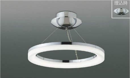 KOIZUMIコイズミ照明LEDシャンデリア~8畳昼白色調光タイプAH42700L