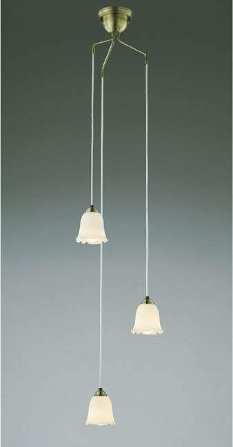 コイズミ照明LED洋風吹抜けシャンデリア~4.5畳AP39968L