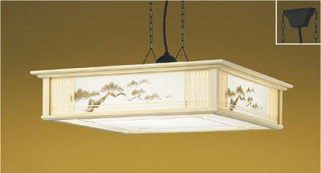 KOIZUMIコイズミ照明LED和風ペンダントライト~14畳AP45444L