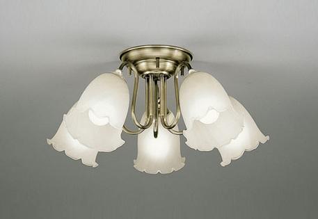 ODELICオーデリック LED洋風シャンデリア調光タイプ~6畳OC006785LC