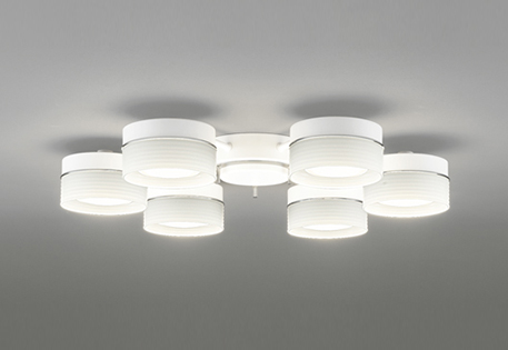 ODELICオーデリック LED洋風シャンデリア調光タイプ~8畳OC257016LC