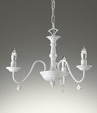 ODELICオーデリック LED洋風シャンデリア調光タイプ白熱灯40W×3灯相当OC257044LC