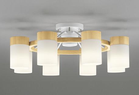 ODELICオーデリック LEDリモコン付洋風シャンデリア光色切替調光タイプ~14畳OC257061PC