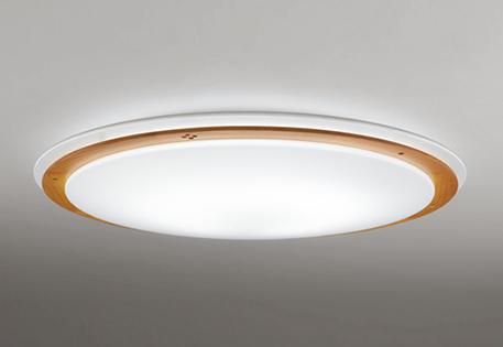 オーデリックLED洋風シーリング~8畳調光調色タイプ(リモコン別売)OL251286BC
